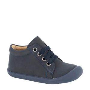 lage schoenen blauw
