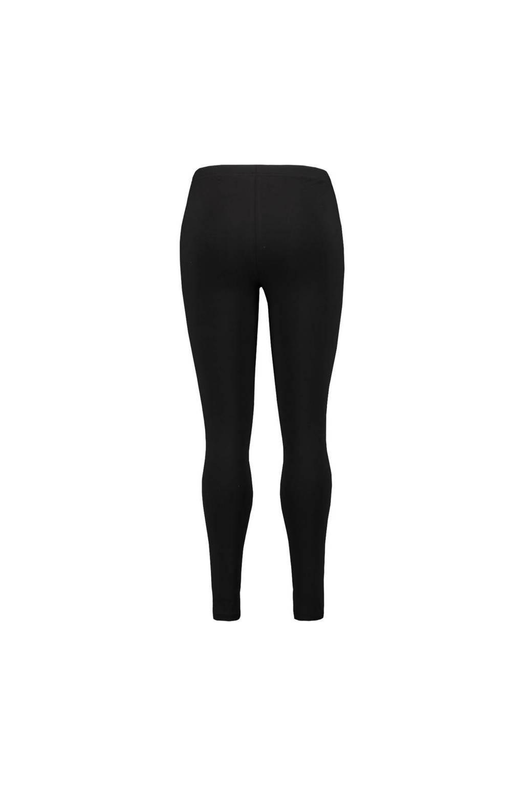 MS Mode legging - set van 2 zwart, Zwart
