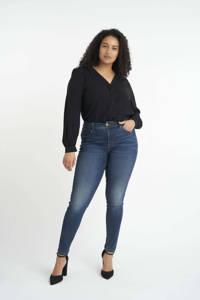 MS Mode skinny jeans dark denim, Dark denim