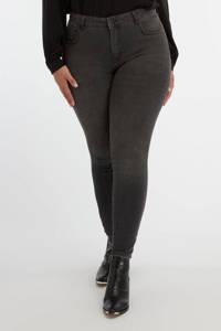 MS Mode skinny jeans antraciet, Antraciet
