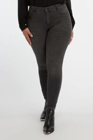 skinny jeans antraciet