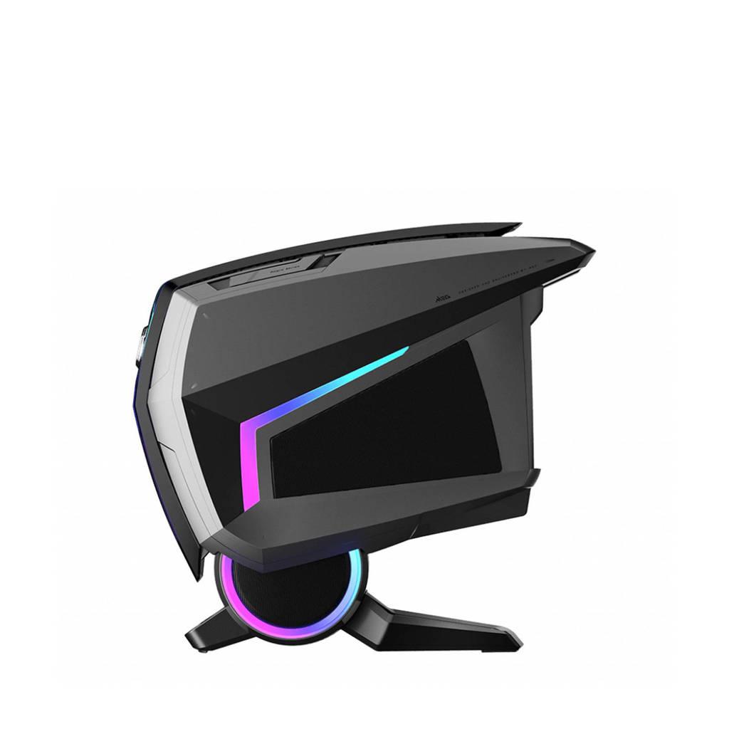 MSI MEG AEGIS TI5 10TE-005EU desktop computer, Zwart