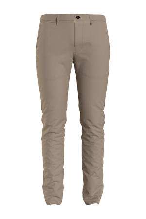 slim fit chino Bleecker TH Flexatin beige