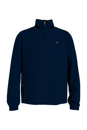 zomerjas Plus Size donkerblauw