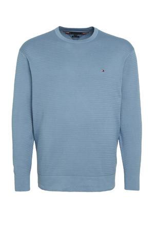 +size trui Plus Size van biologisch katoen blauw