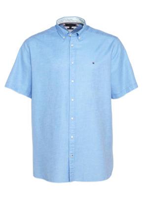+size regular fit overhemd Plus Size copenhagen blue