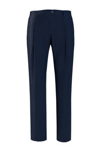 Tommy Hilfiger regular fit chino donkerblauw, Donkerblauw