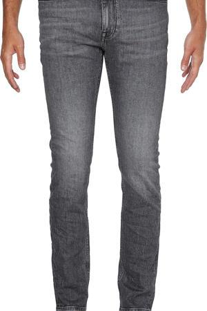 slim fit jeans Bleecker missouri grey