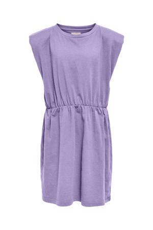 jurk Amy paars