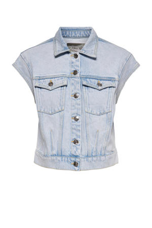 spijkerjas Brody light denim