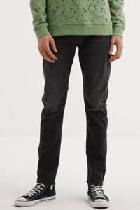 CALVIN KLEIN JEANS slim fit jeans zwart, Zwart