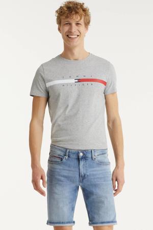 slim fit jeans short Scanton hampton