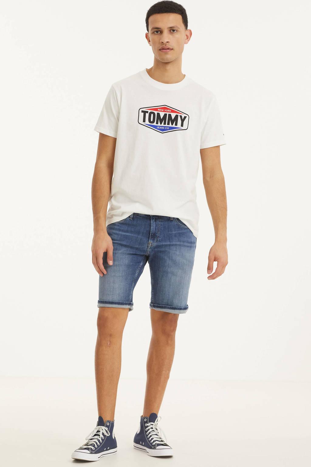 Tommy Jeans slim fit jeans short Scanton  hampton mb str,  Hampton Mb Str