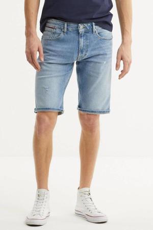 regular fit jeans short Ronnie light denim