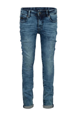 slim fit jeans Max used dark denim