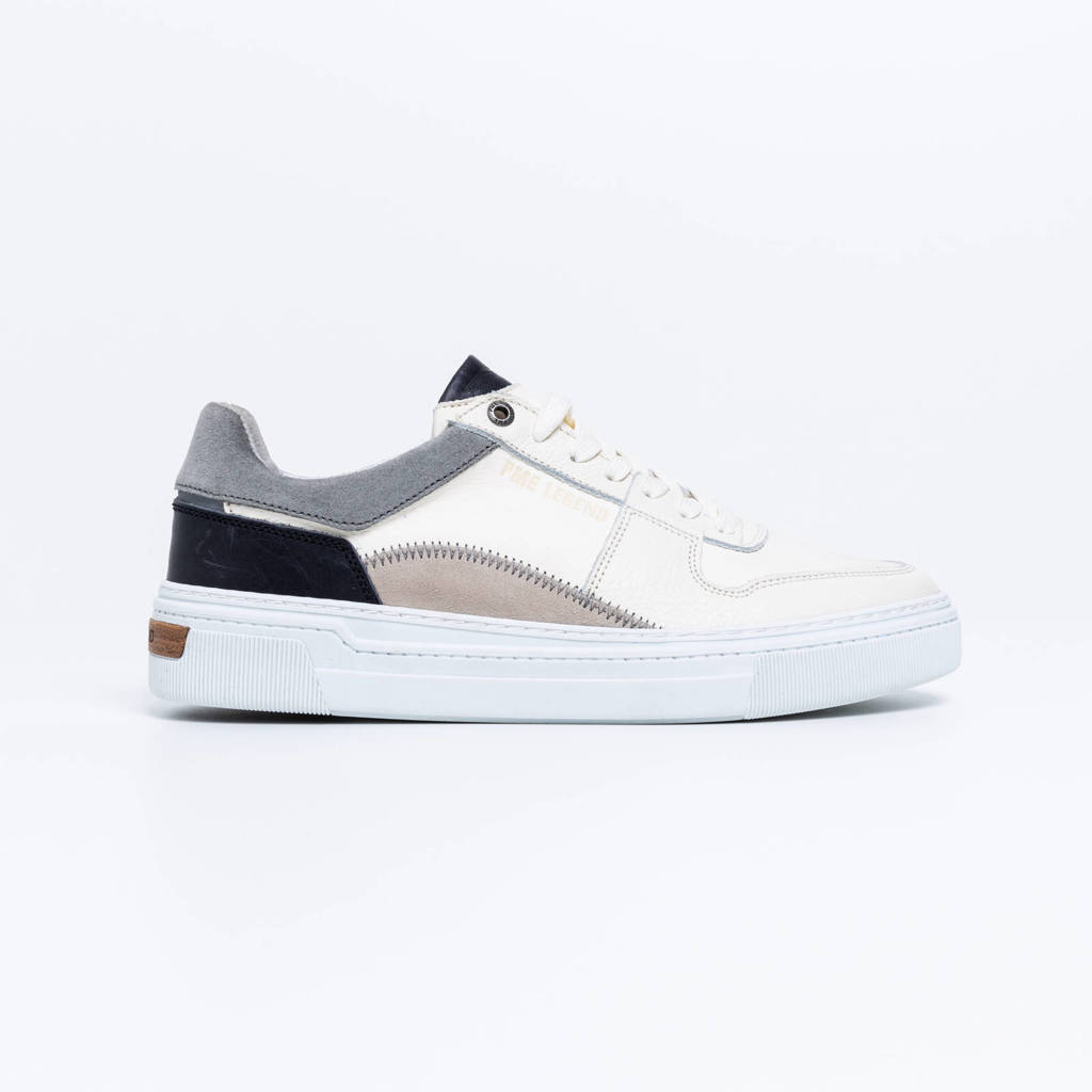 PME Legend Airlifter  leren sneakers wit, Wit/multi