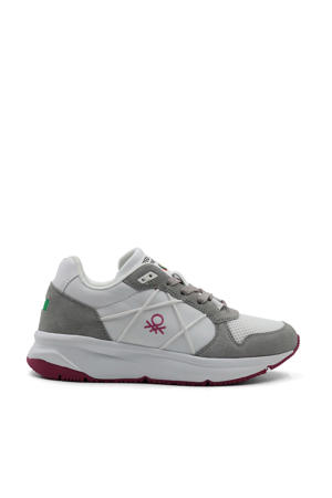 Ascent  sneakers wit/grijs