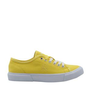 Band  sneakers geel