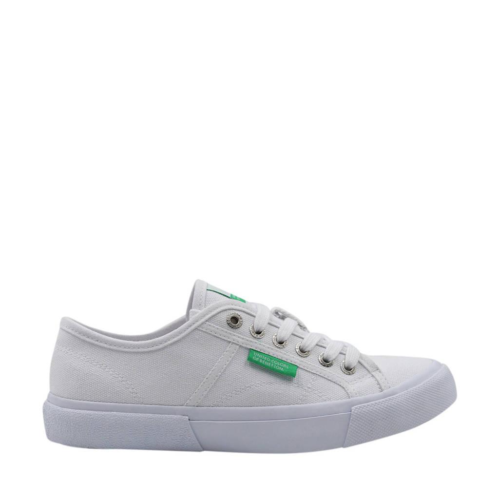 Benetton Tyke CVS  sneakers wit, Wit