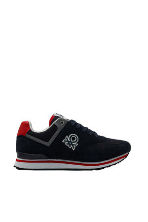 Bumber MX  sneakers donkerblauw