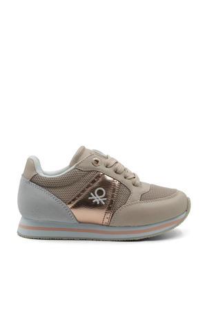 Bull Mix  sneakers beige/roségoud