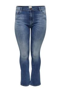 ONLY CARMAKOMA high waist flared jeans CARLAOLA dark denim, Dark denim