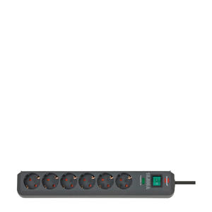 Eco-Line 6-voudige stekkerdoos