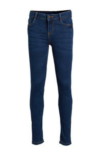 C&A Here & There skinny jeans donkerblauw, Donkerblauw