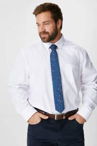 C&A XL regular fit overhemd wit, Wit