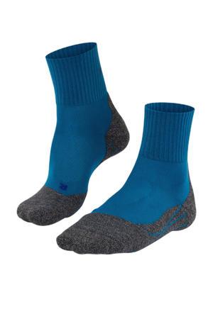 TK2 Cool Short wandelsokken blauw