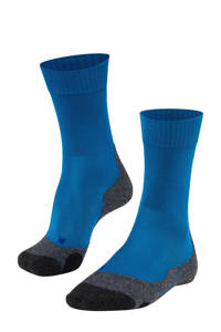 Falke Sport   TK2 Cool wandelsokken blauw, Blauw