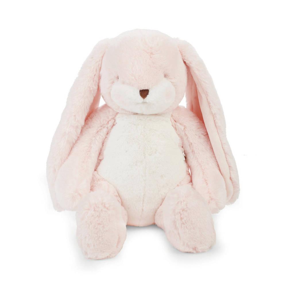 Bunnies By The Bay Konijn groot roze knuffel 40 cm, Roze