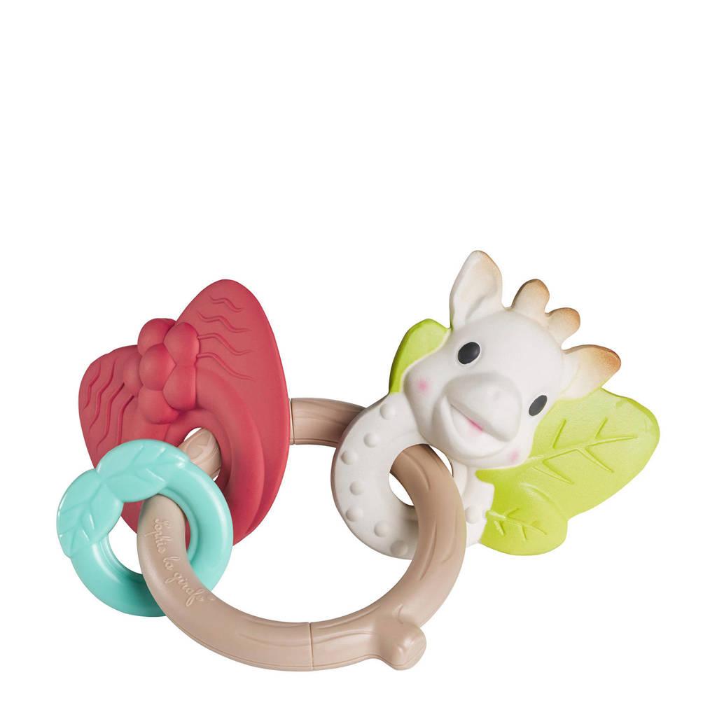Sophie de Giraf So'Pure Natur'chew rammelaar, Meerkleurig