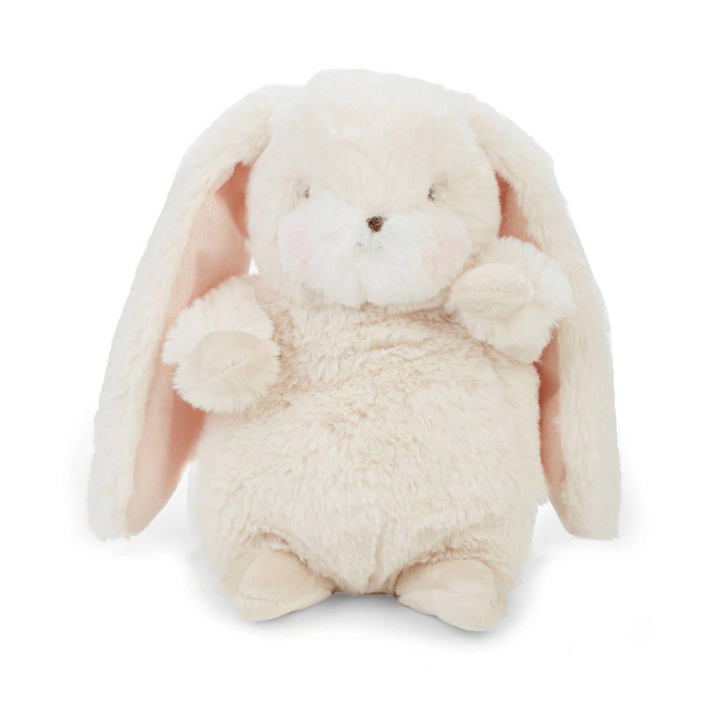 Bunnies By The Bay Konijn klein creme knuffel 20 cm, Creme