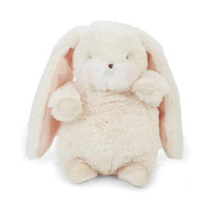 Konijn klein creme knuffel 20 cm