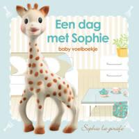 Sophie de Giraf Baby voelboekje: Een dag met Sophie - Helen Senior, Blauw