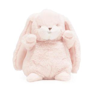 Konijn klein roze knuffel 20 cm