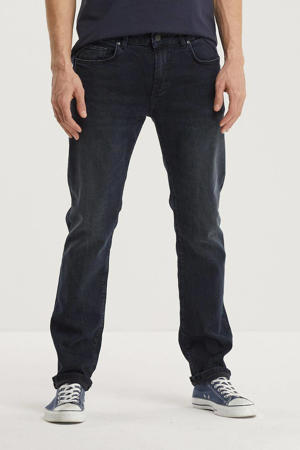 straight fit jeans Hollywood ebony wash