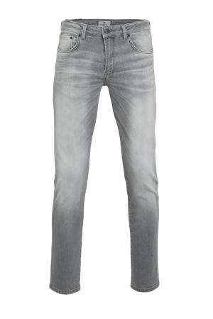 straight fit jeans Hollywood grijs
