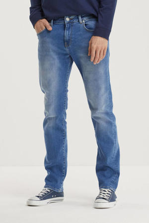 straight fit jeans Hollywood  antares wash