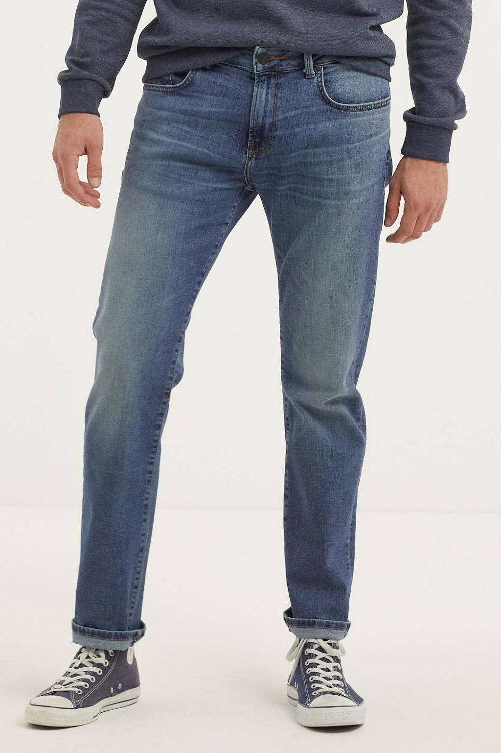 LTB straight fit jeans Hollywood altair wash, Altair wash blue