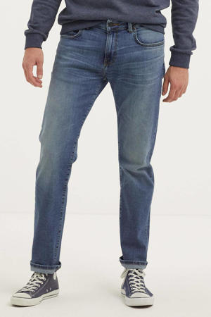 straight fit jeans Hollywood altair wash