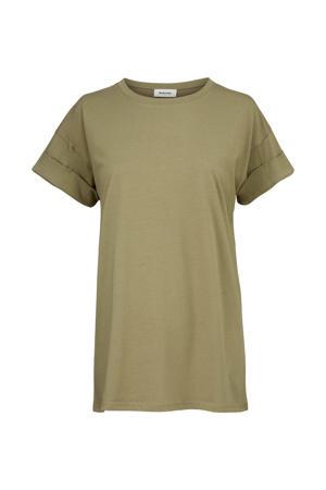 T-shirt Brazil kaki