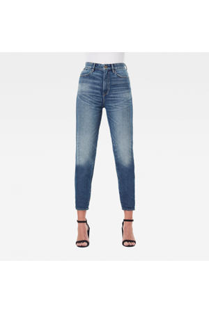 Janeh high waist mom jeans faded riverblue