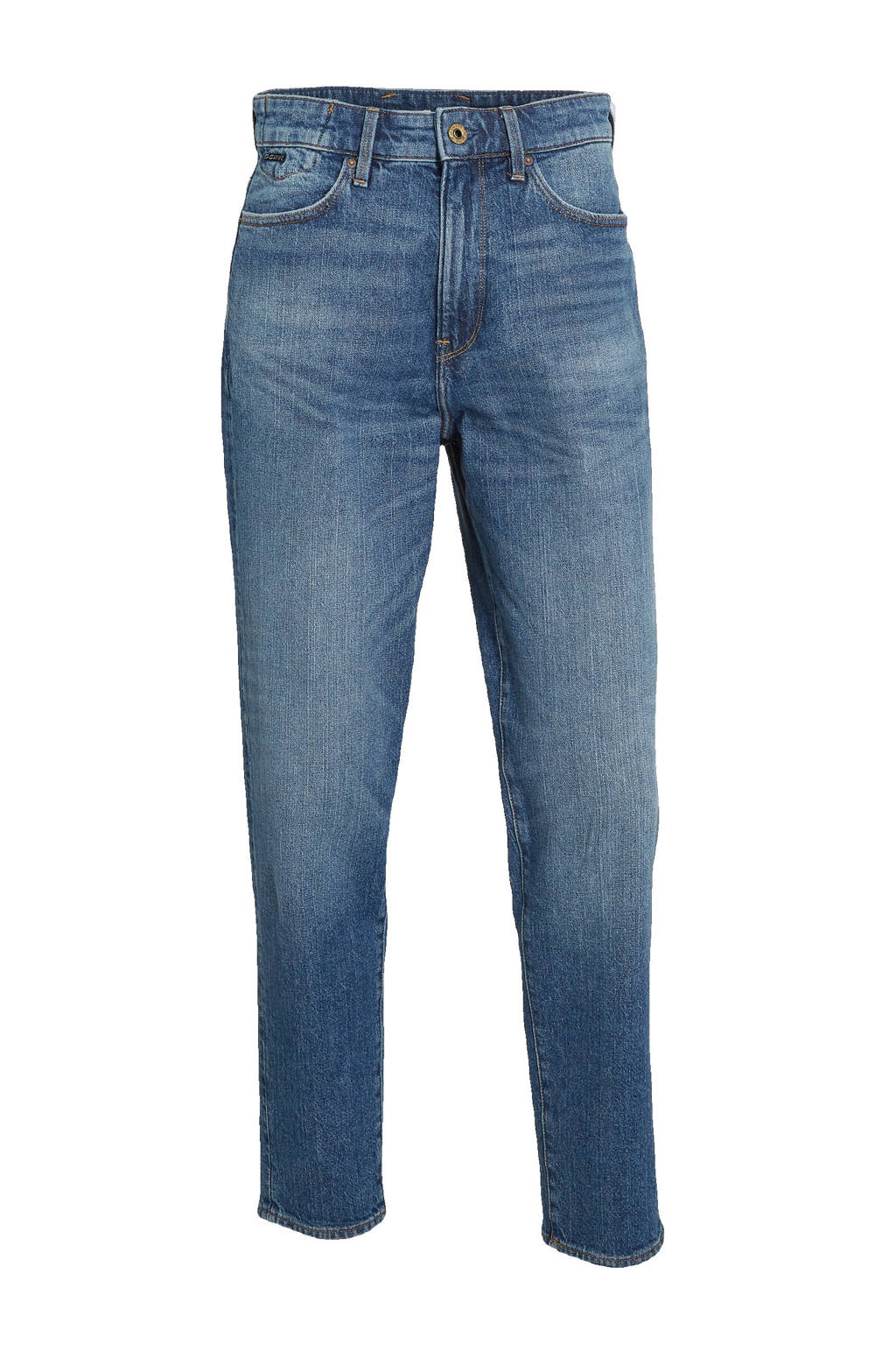 G-Star RAW Janeh high waist mom jeans faded riverblue, Faded Riverblue
