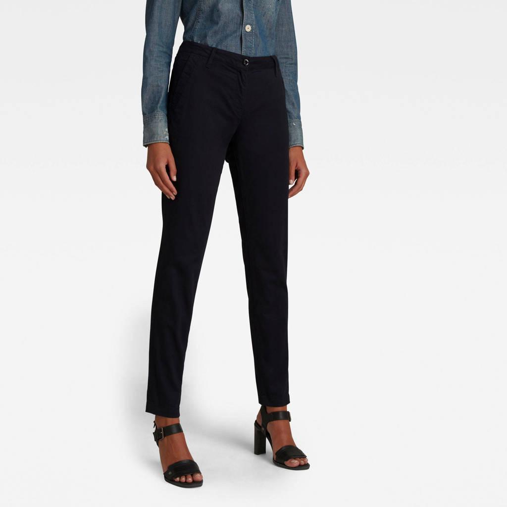 G-Star RAW Bronson skinny broek mazarine blue, Mazarine Blue