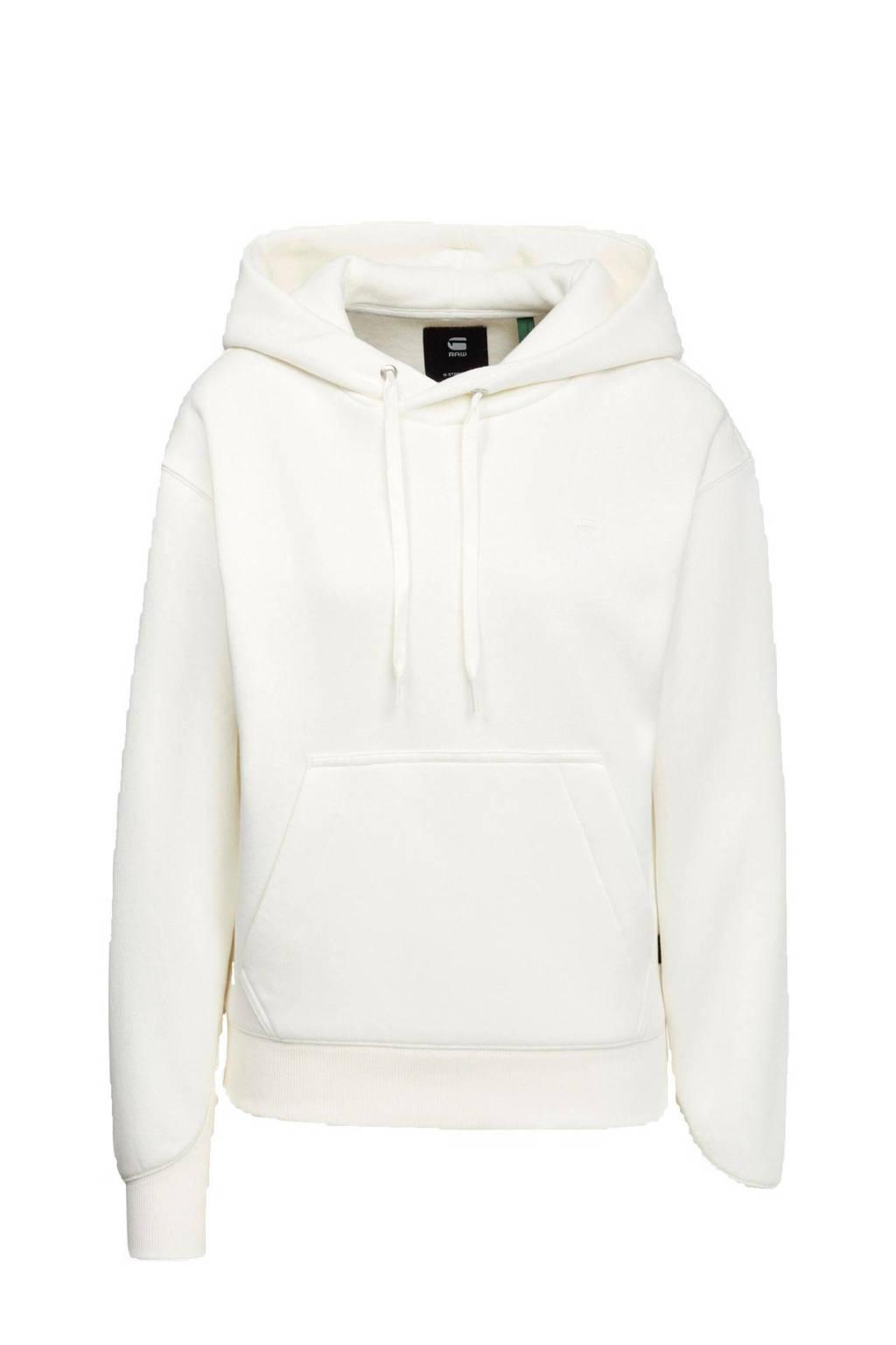 G-Star RAW hoodie Premium core milk, Milk