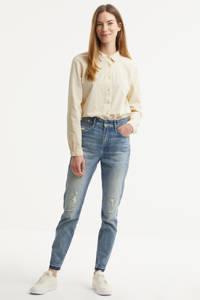 G-Star RAW Kafey high waist skinny jeans light denim, Light denim