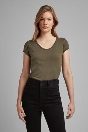 T-shirt Core Eyben legergroen