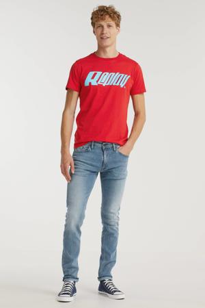 skinny jeans JONDRILL mid blue